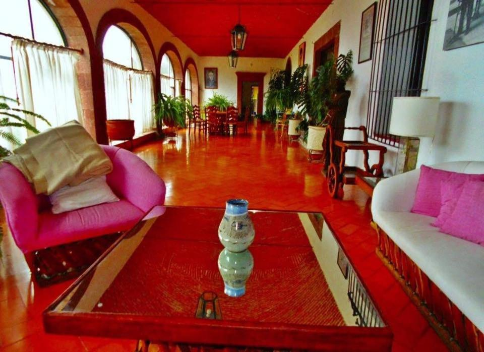Guest Houses In Canalejo Guanajuato