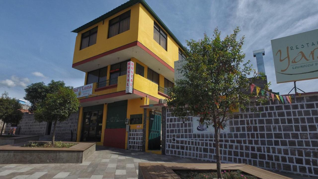 Hostels In Quito