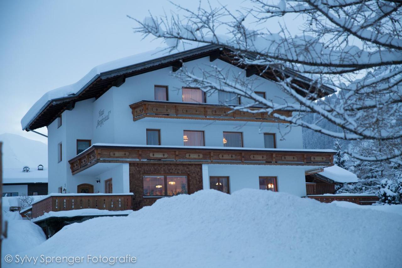 Bed and Breakfast Haus Bergkristall, Berwang, Austria - Booking.com