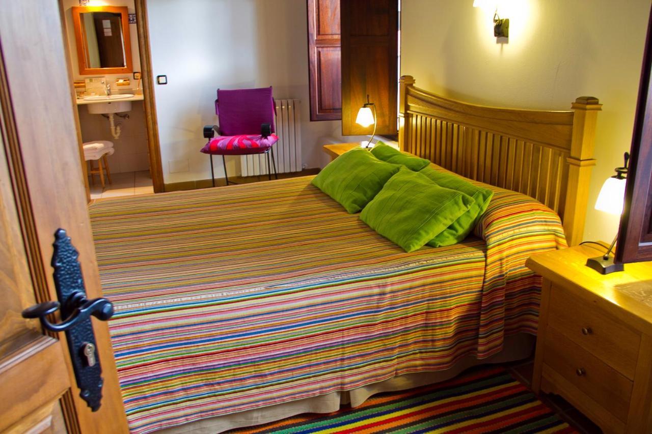 Otel posada la charola İspanya lamadrid booking.com
