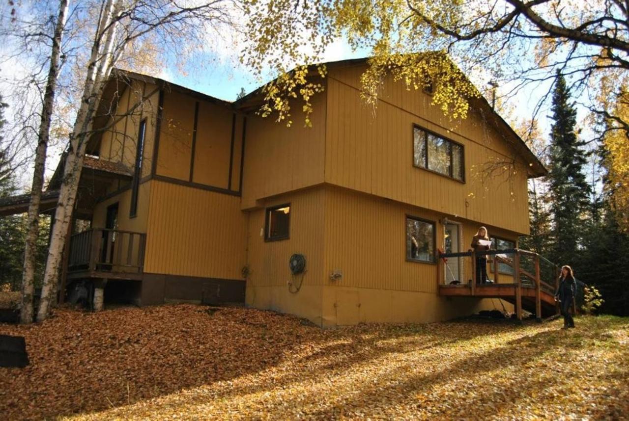Vacation Home Alaskan Homestead, Jupiter Garden, Anchorage, AK ...