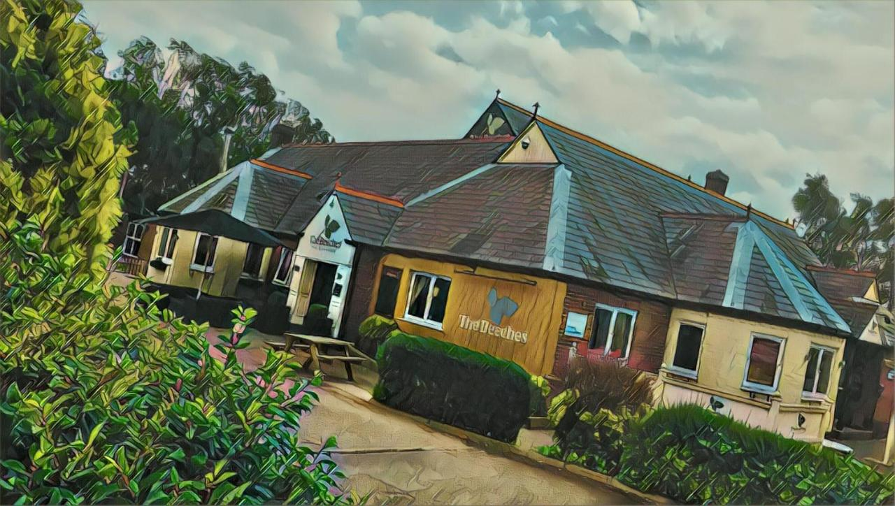 Bed And Breakfasts In Rolleston Staffordshire