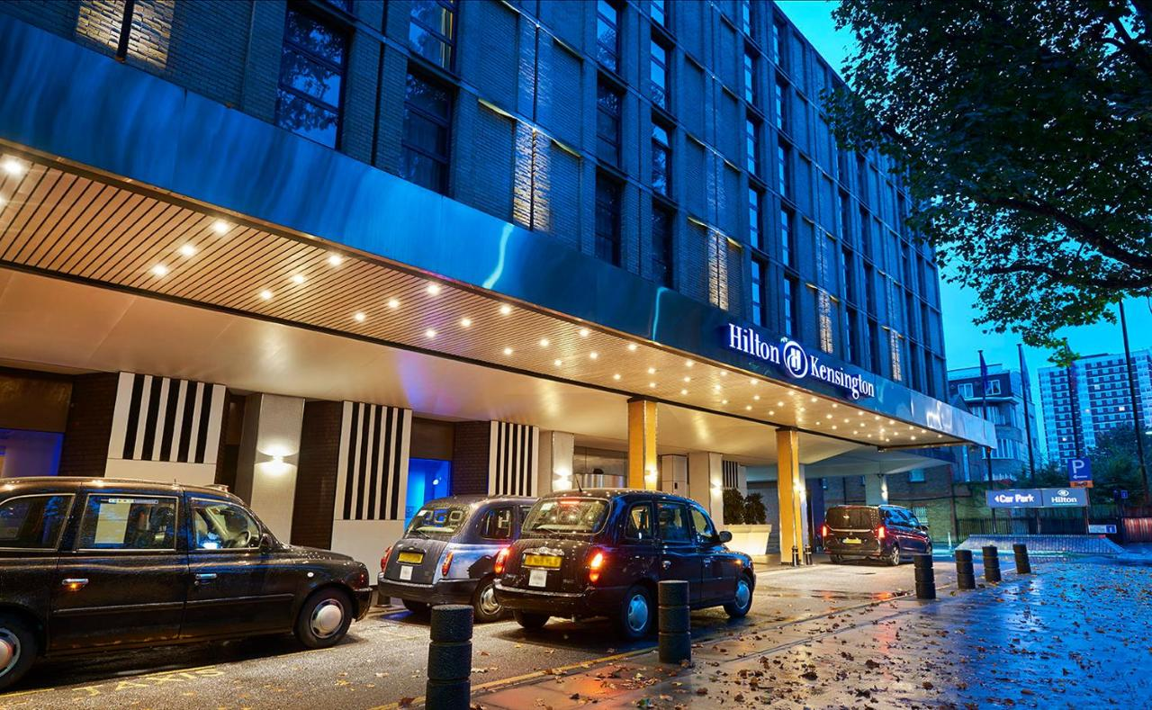 Hotel Hilton London Kensington Gb London Booking Com