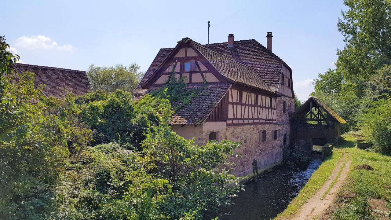 Bed And Breakfasts In Niedernai Alsace