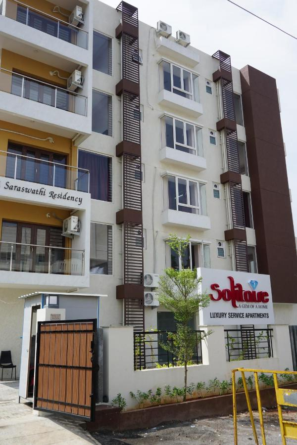 Solitaire Service Apartments Hotel Chennai India Deals