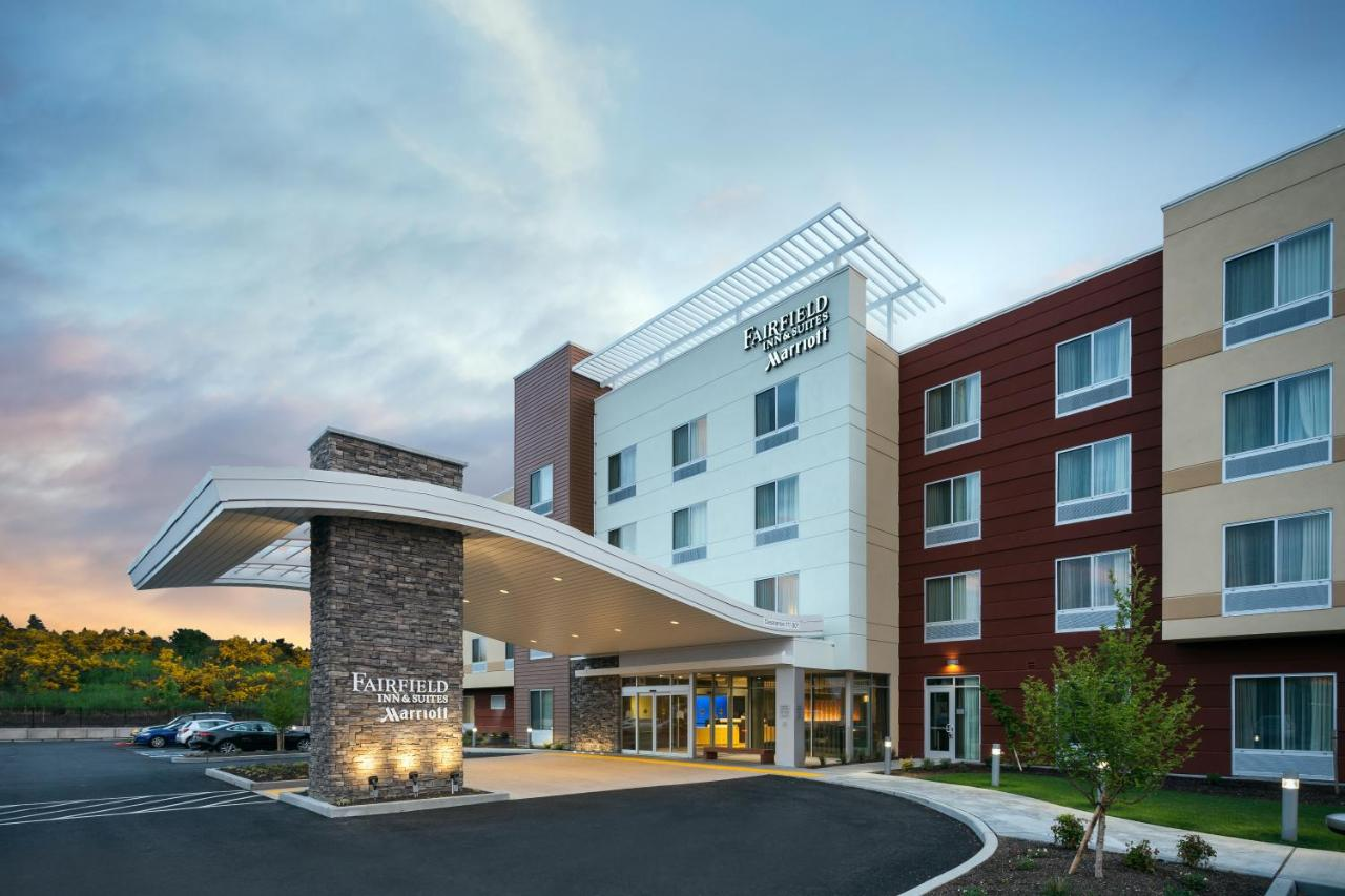 Fairfield Inn & Suites by Marriott Tacoma DuPont, WA - Booking.com