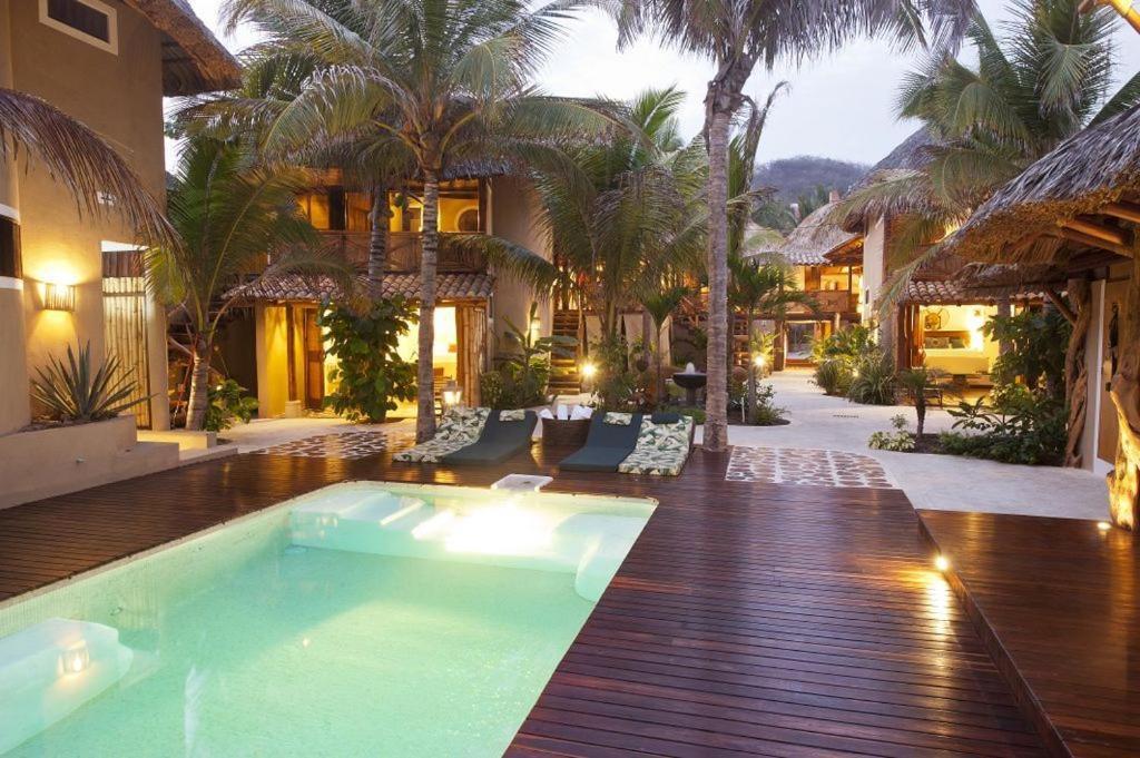 Hotels In San Agustinillo Oaxaca