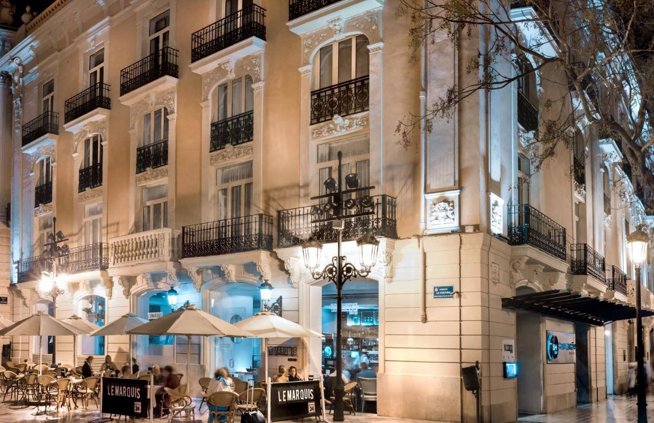 Sh Ingles Boutique Hotel Spanien Valencia Booking Com