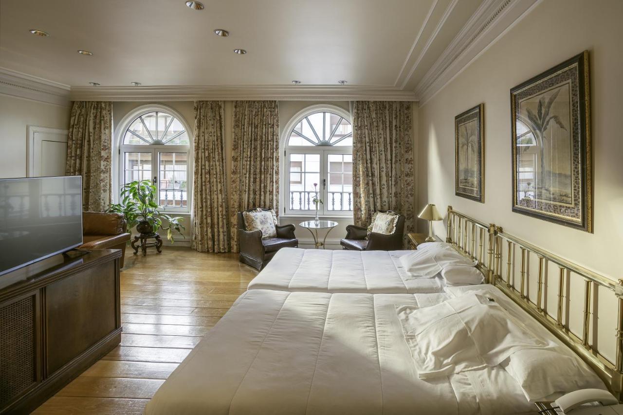 Hotel Ercilla Lopez De Haro Spanien Bilbao Booking Com