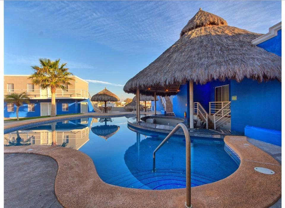 Hotel Blue Point Puerto Penasco Mexico Booking Com