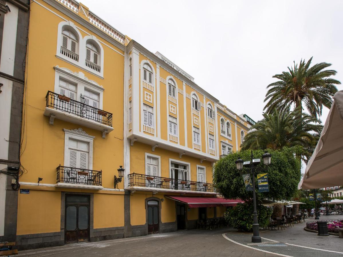 Hotel Madrid Spanien Las Palmas De Gran Canaria Bookingcom