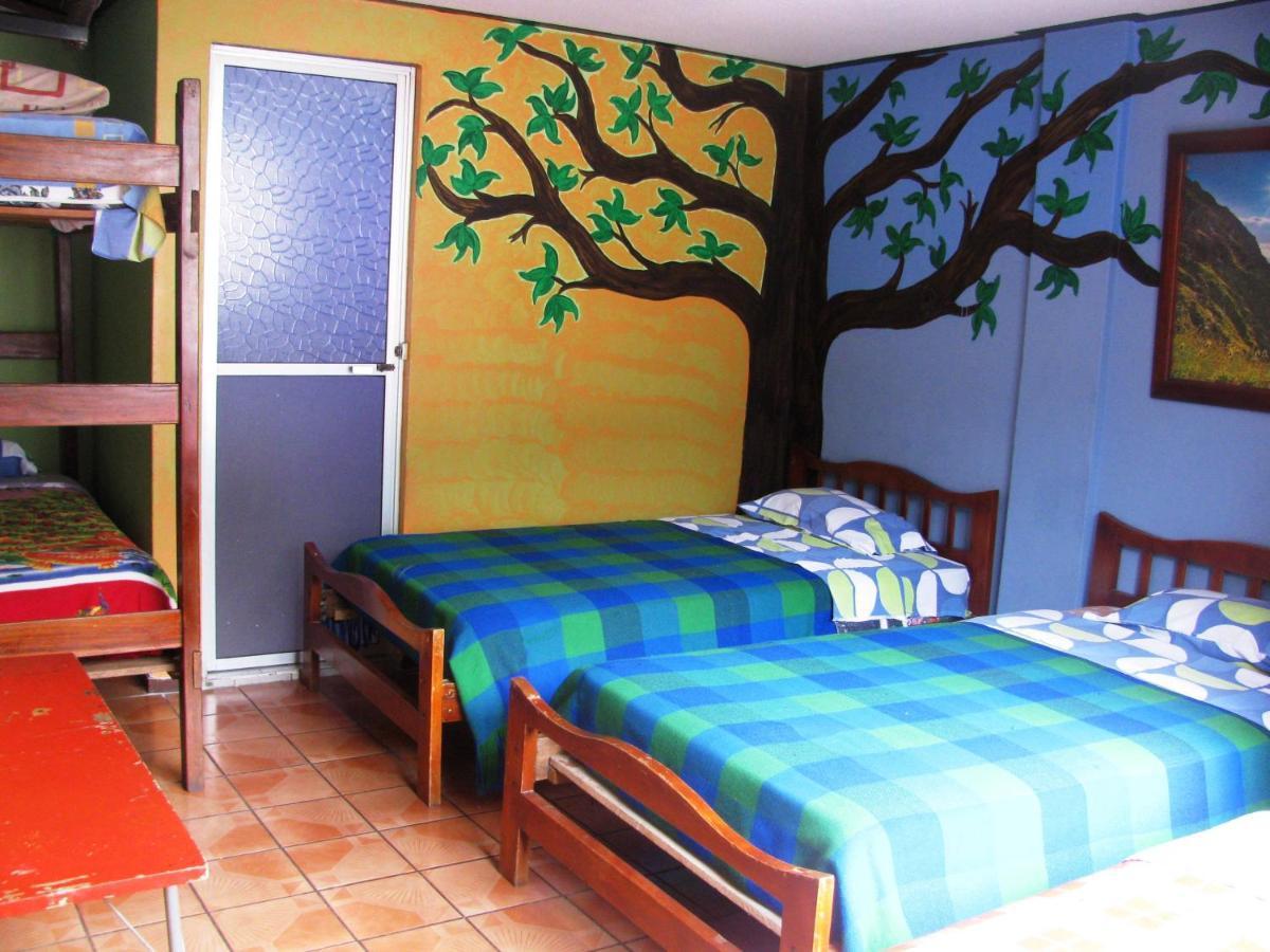 Hostels In Lligua