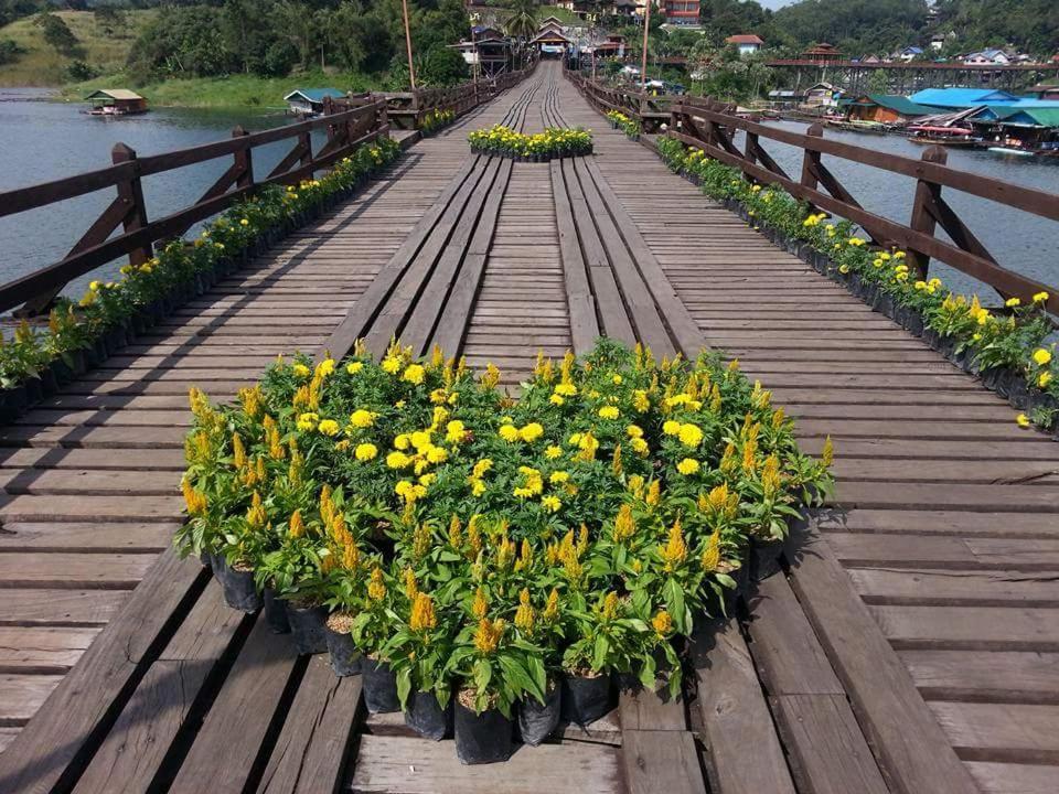 Resorts In Phra Chedi Sam Ong Kanchanaburi Province