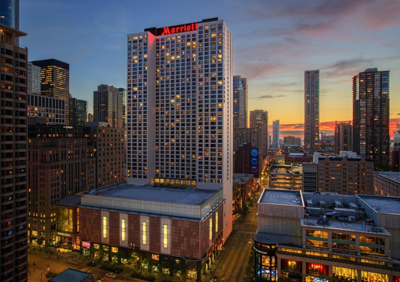 Hotel Marriott Magnificent Mile (USA Chicago) - Booking.com