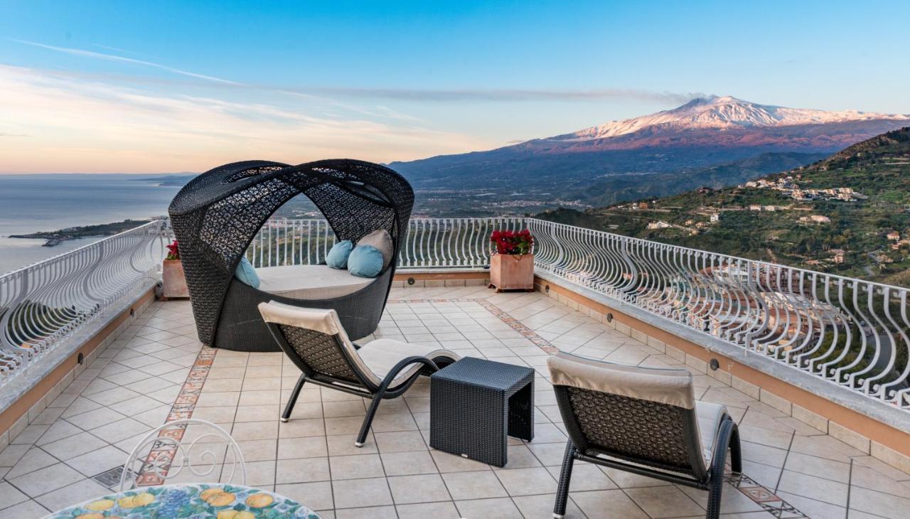 Villa Le Terrazze Charming Rooms, Taormina, Italy - Booking.com