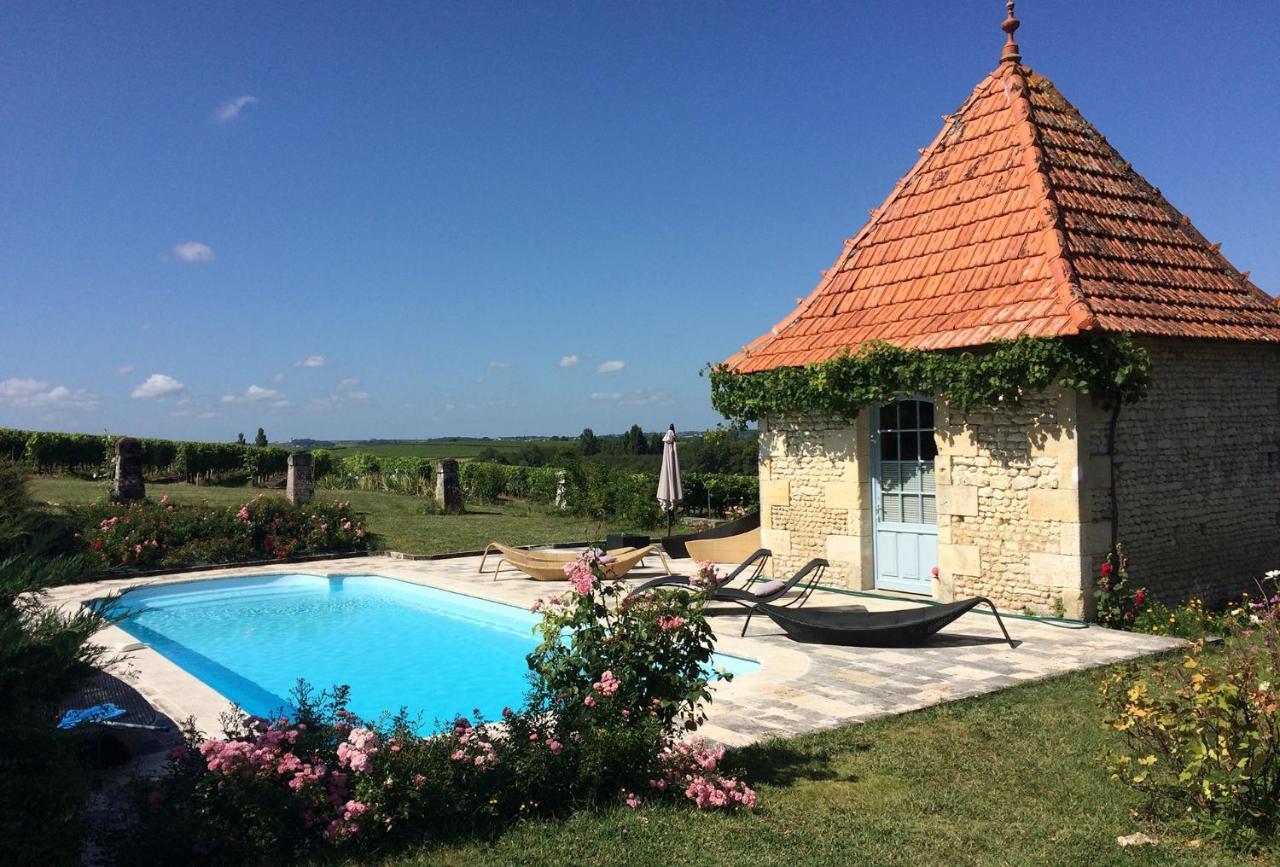 Bed And Breakfasts In Saint-germain-de-vibrac Poitou-charentes