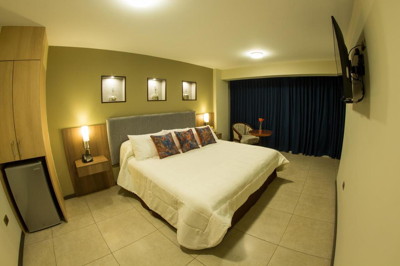 Hausen Hotel (Peru Trujillo) - Booking.com