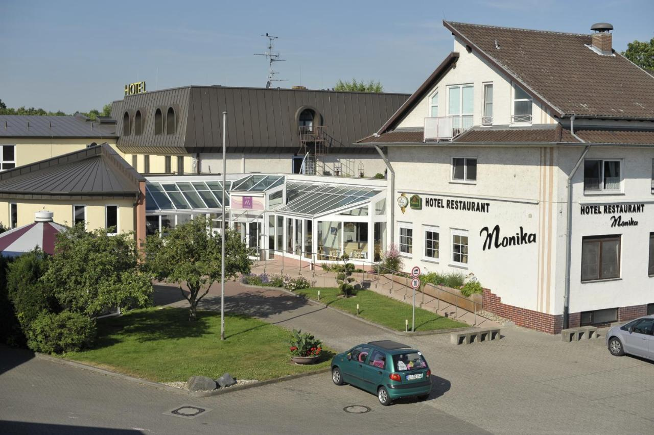 Hotel Monika Buttelborn Germany Booking Com