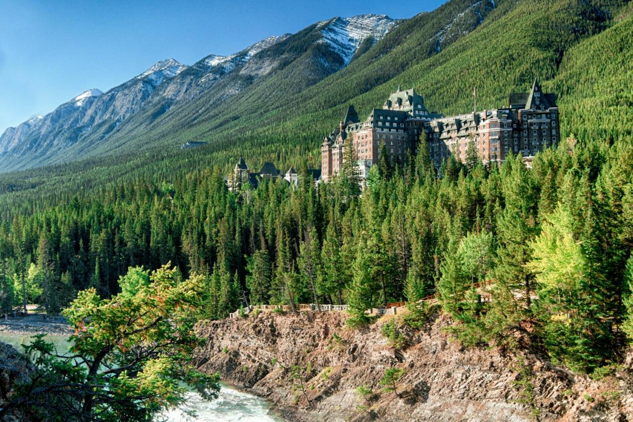 Banff Springs Hotel Booking