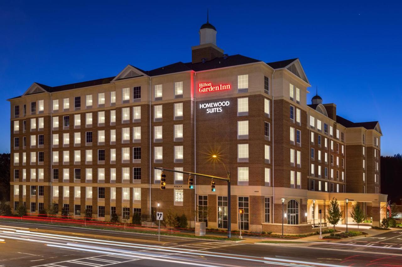 Hilton Garden Inn Charlotte Southpark, NC - Booking.com