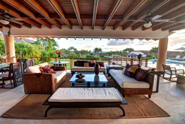 Villa Casa Real Vista Marina (Dominicaanse Republiek La ...