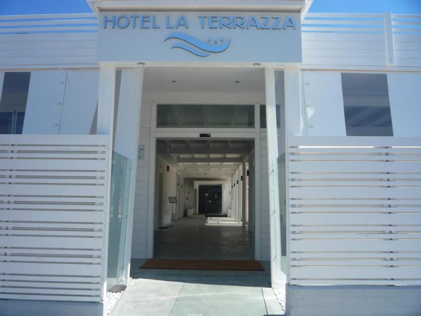 Hotel La Terrazza (Italien Barletta) - Booking.com