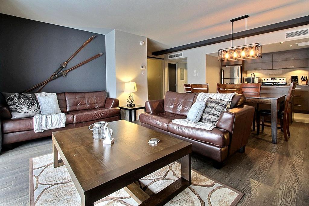 3 Bedroom Condo | 3 Bedroom Condo In Mont Saint Anne Beaupre Canada Booking Com