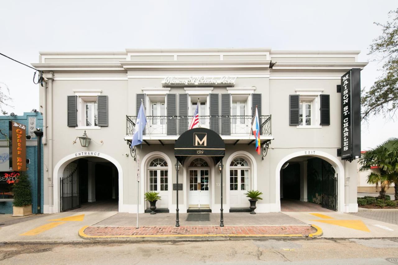 Maison st charles hotel new orleans usa deals