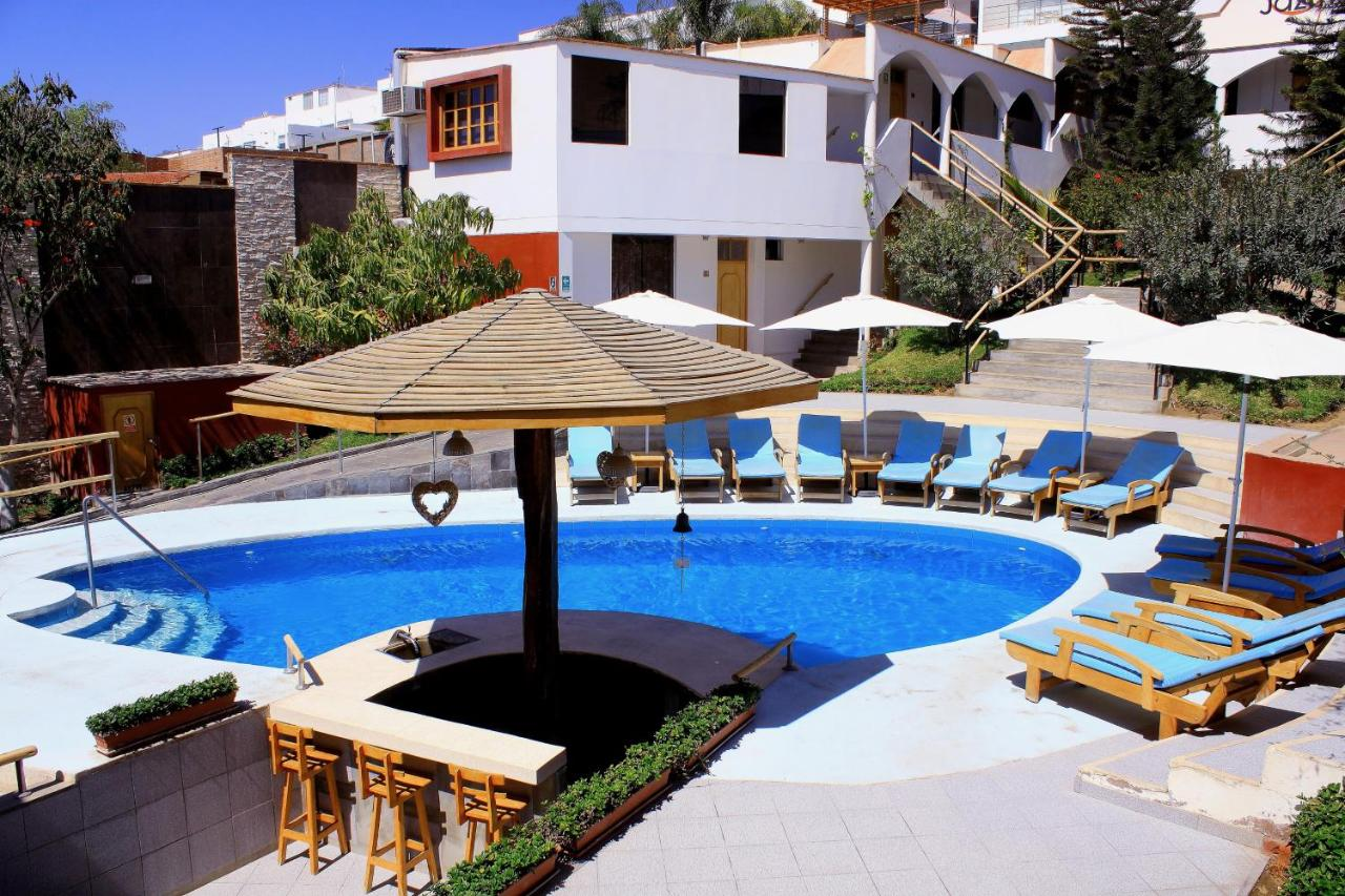 Hotels In Arrabales Ica