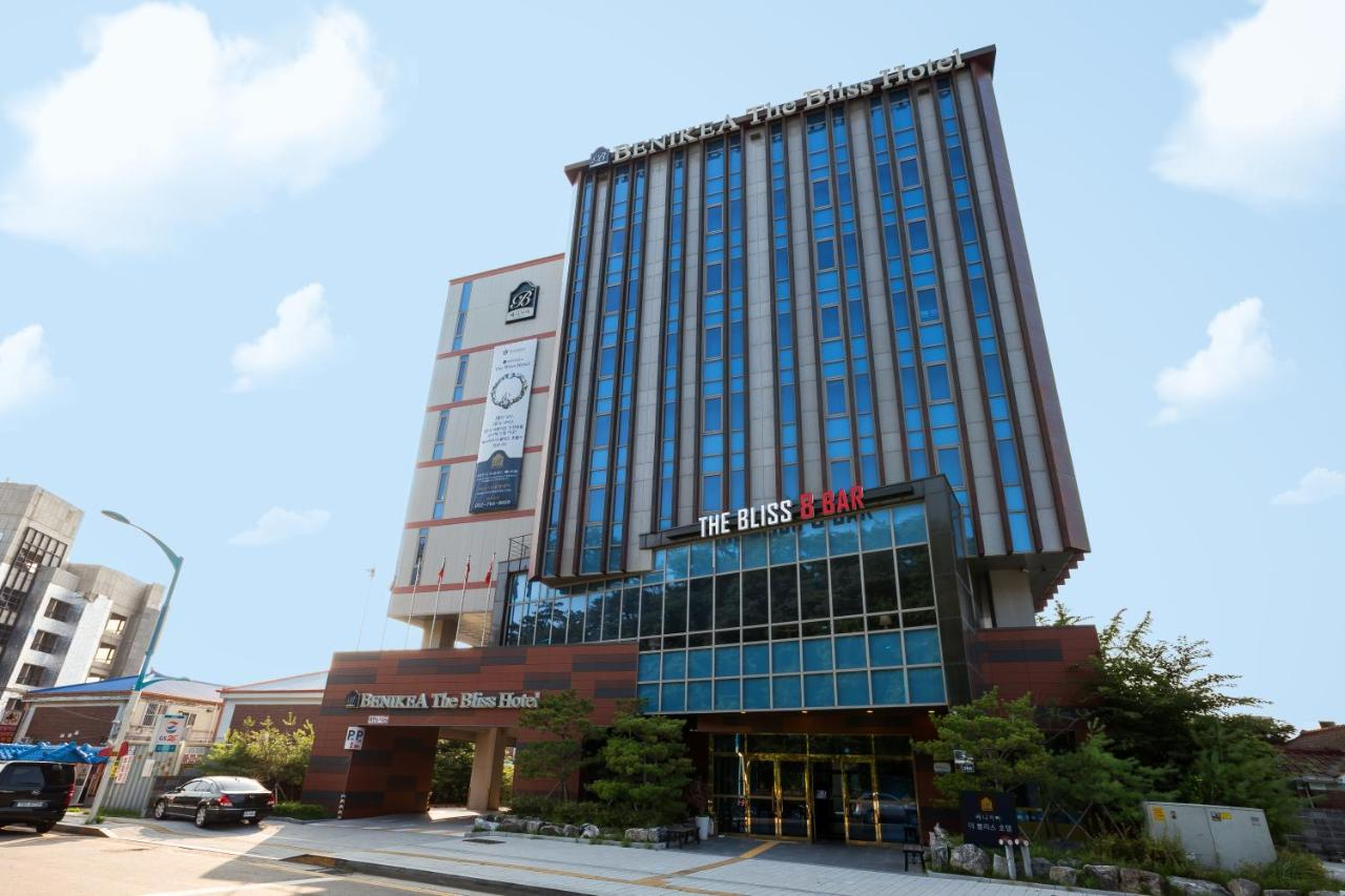 Benikea The Bliss Hotel, Incheon, South Korea - Booking.com
