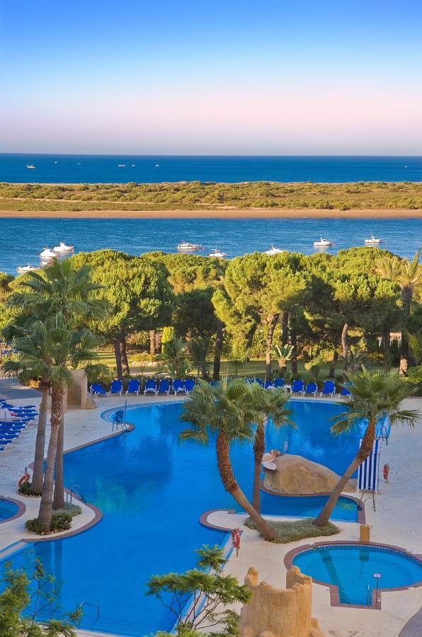All-inclusive hotels on the coast of Huelva