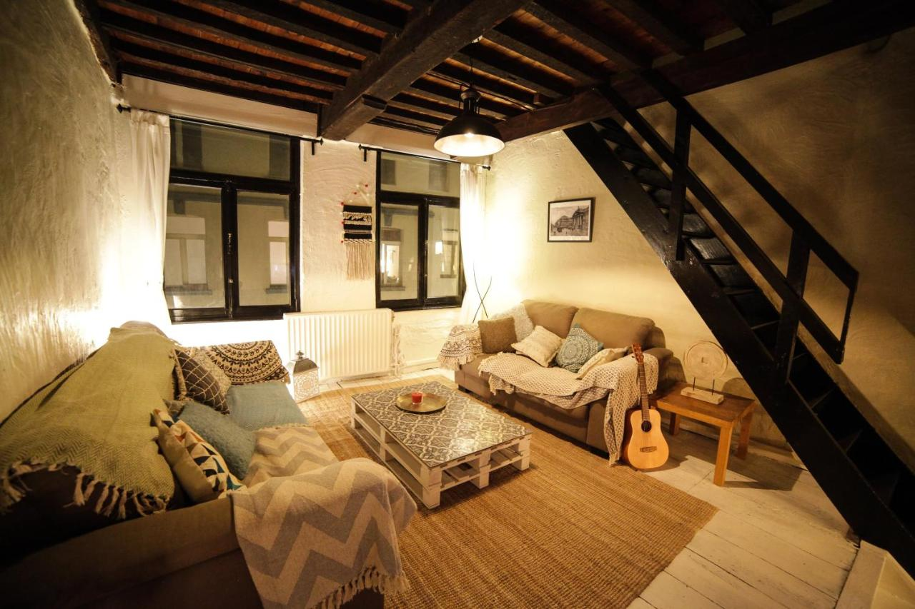Guest Houses In Cureghem Brussels Region
