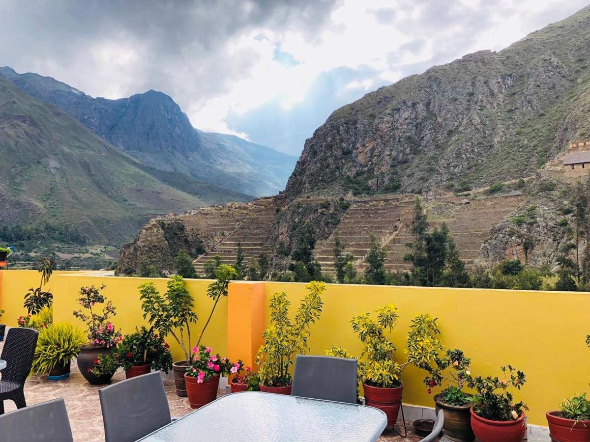 Hotels In Ollantaytambo Cusco