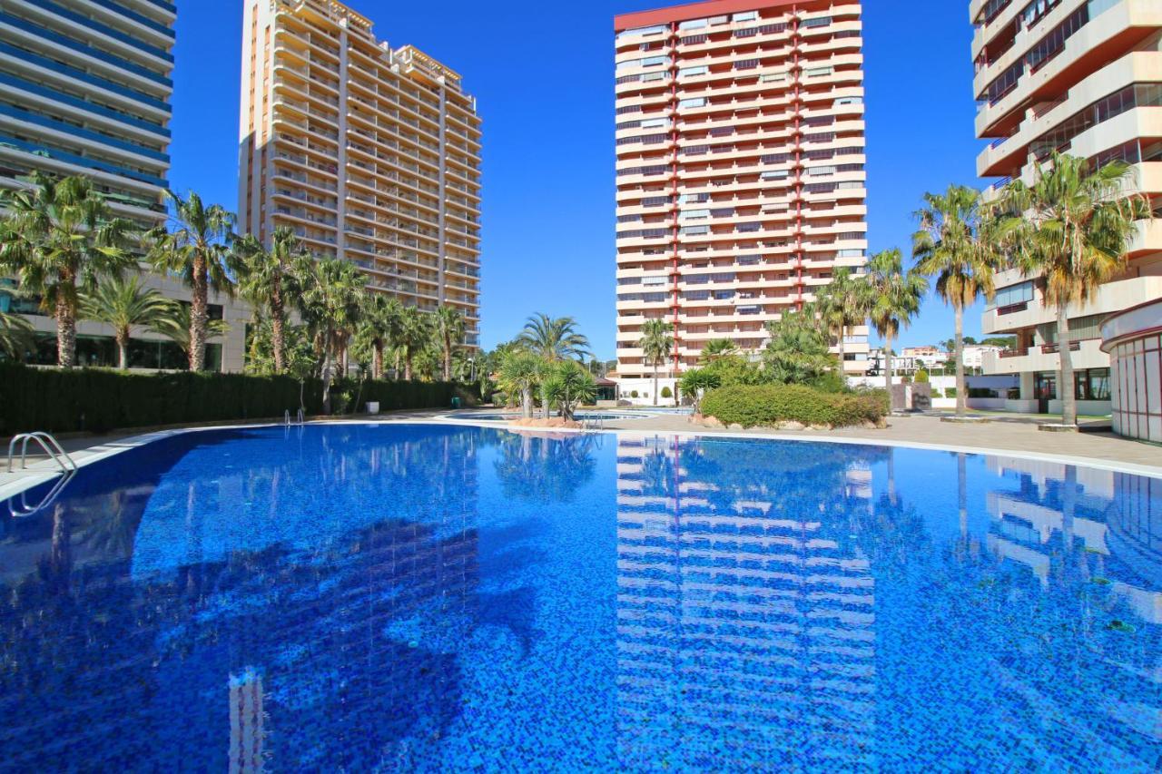 Apartment Coral Beach Costa Calpe, Spain - Booking.com