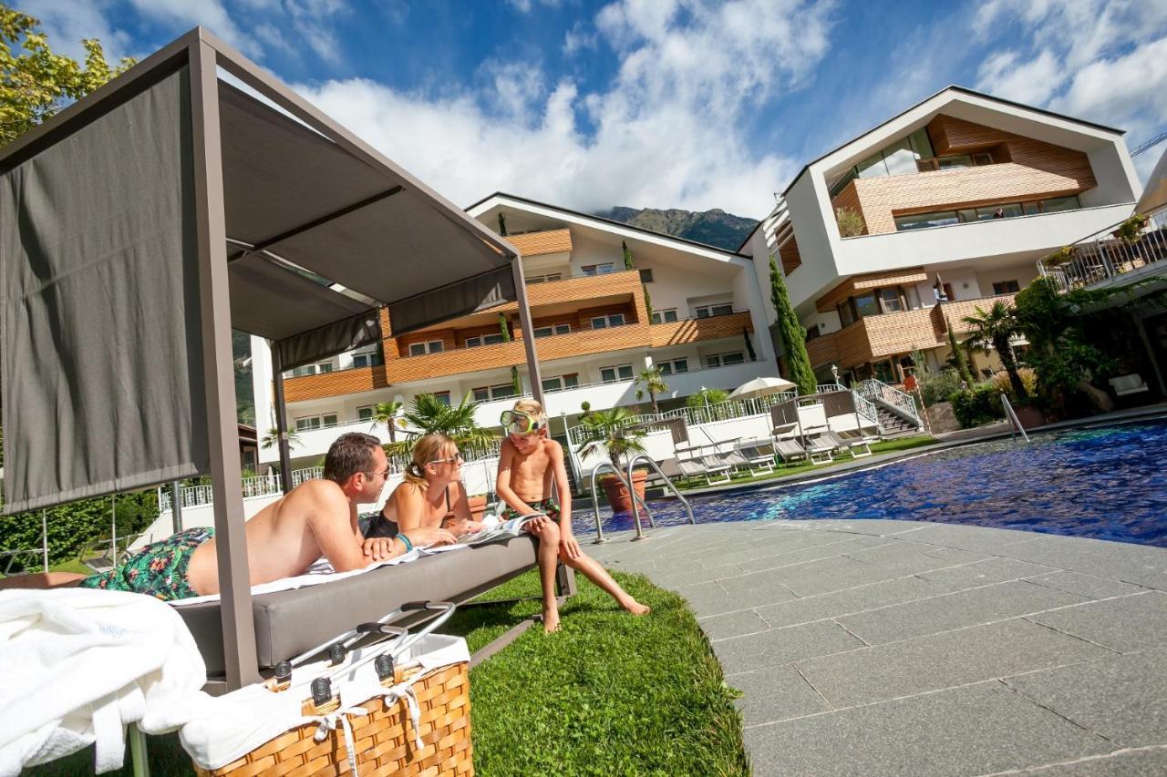 Hotel Familien Wellness Tyrol Italien Naturns Bookingcom