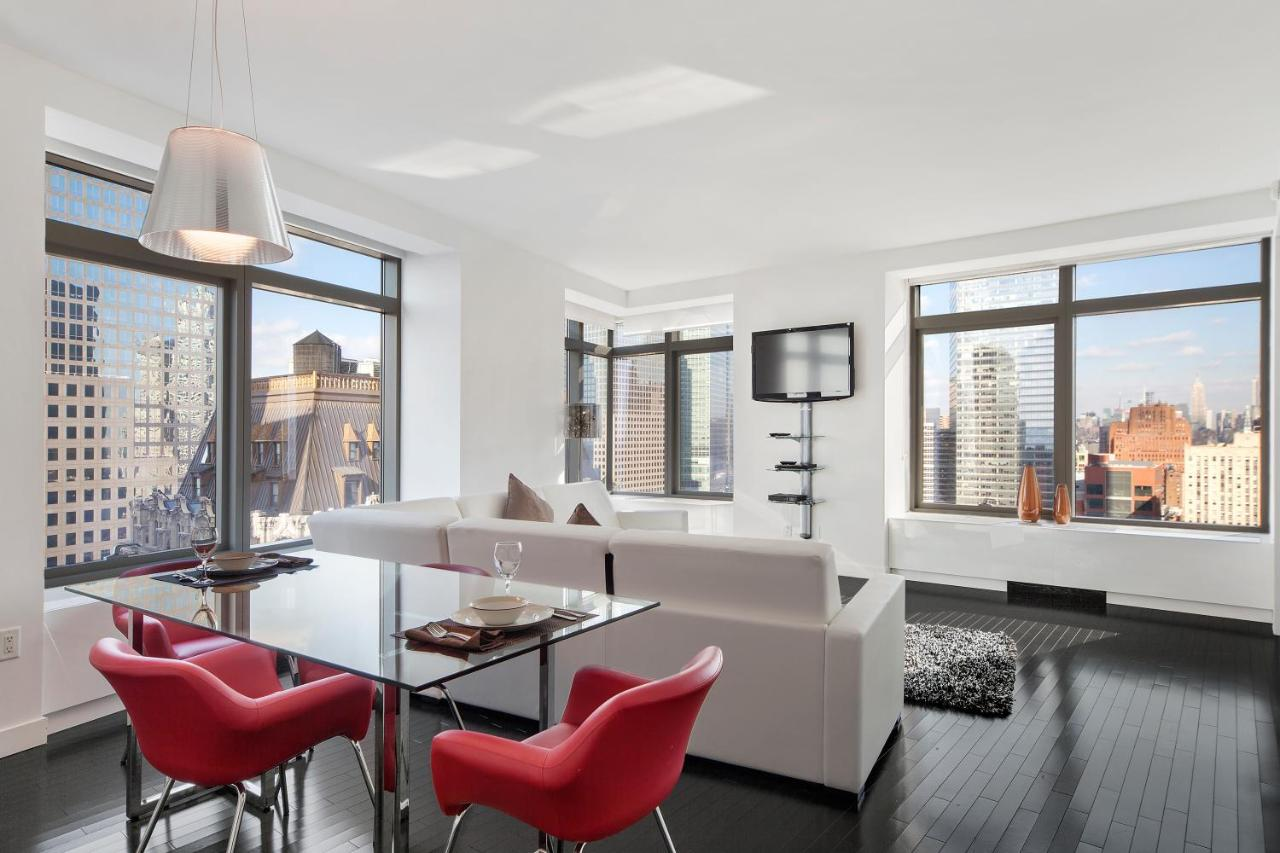 Oakwood at the Residences at W New York Downtown, New York City, NY ...