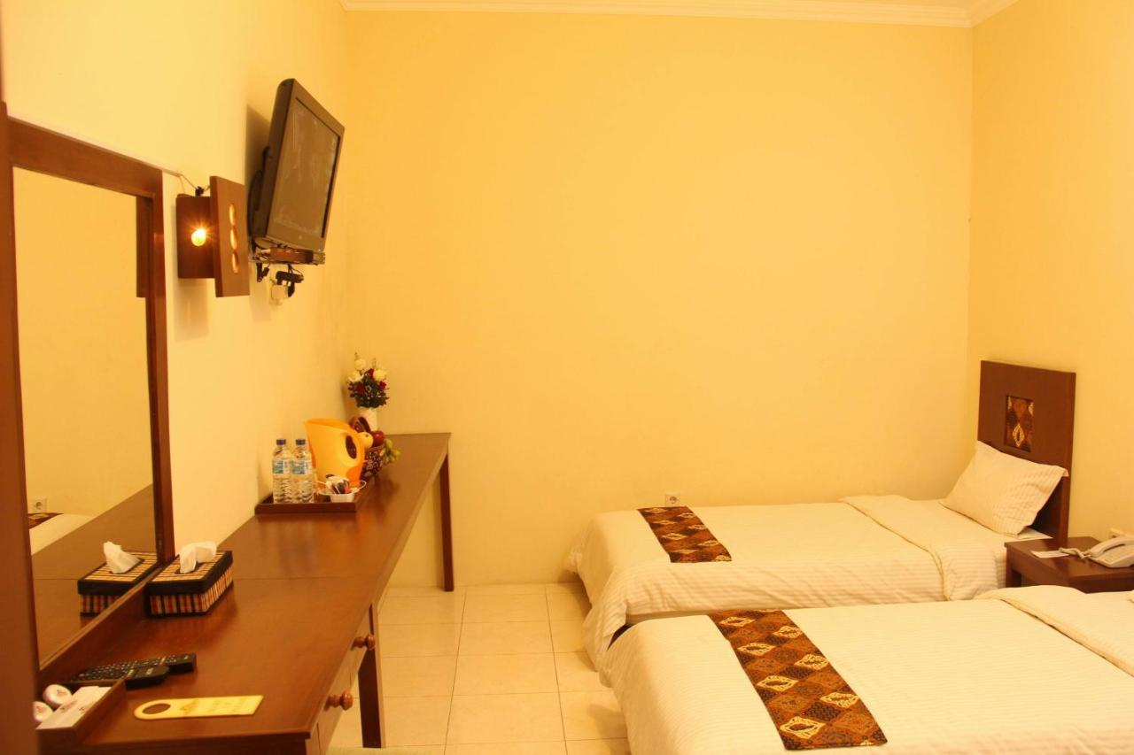 Sagan Huis Hotel Indonesien Yogyakarta