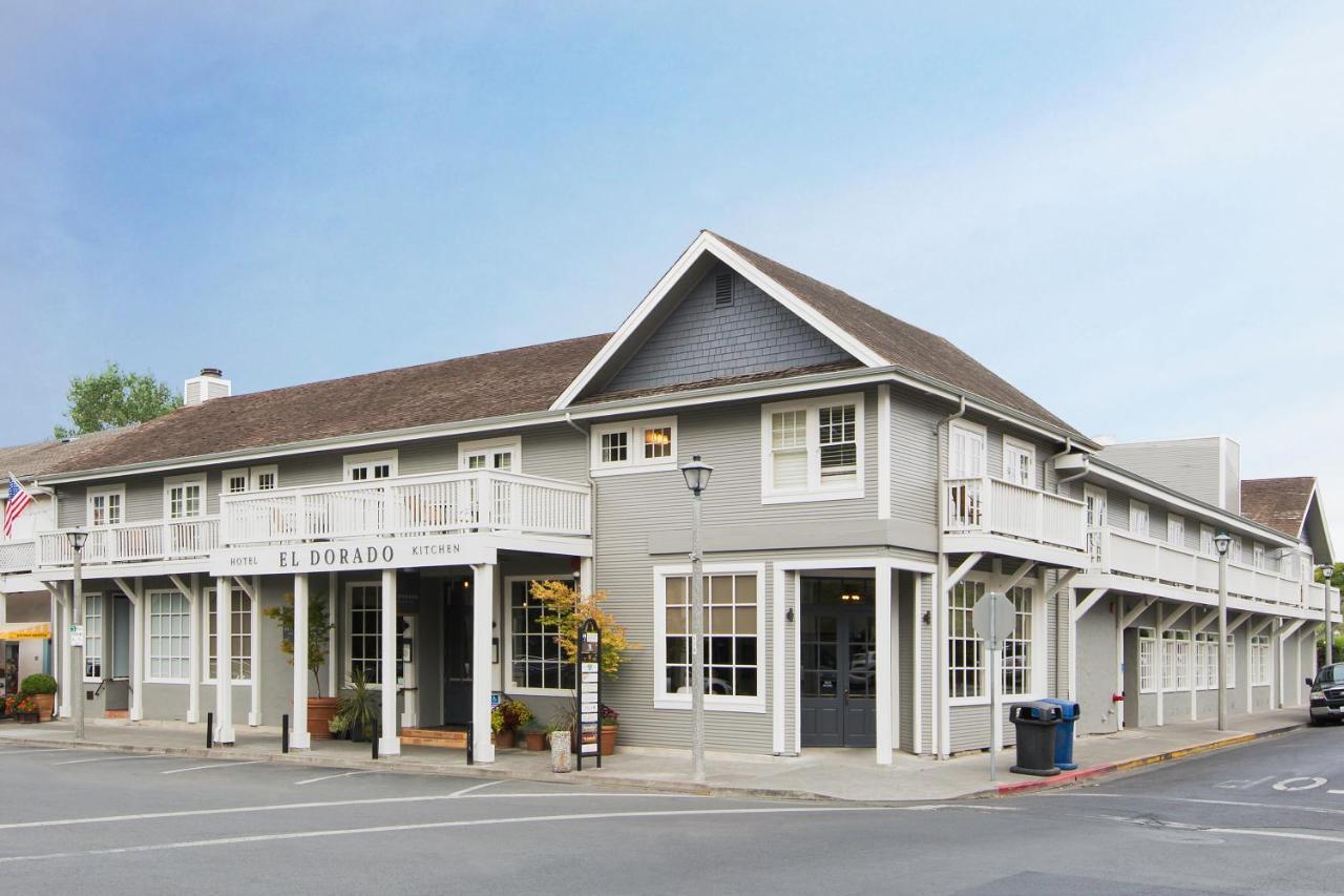 El Dorado Hotel, Sonoma, CA - Booking.com