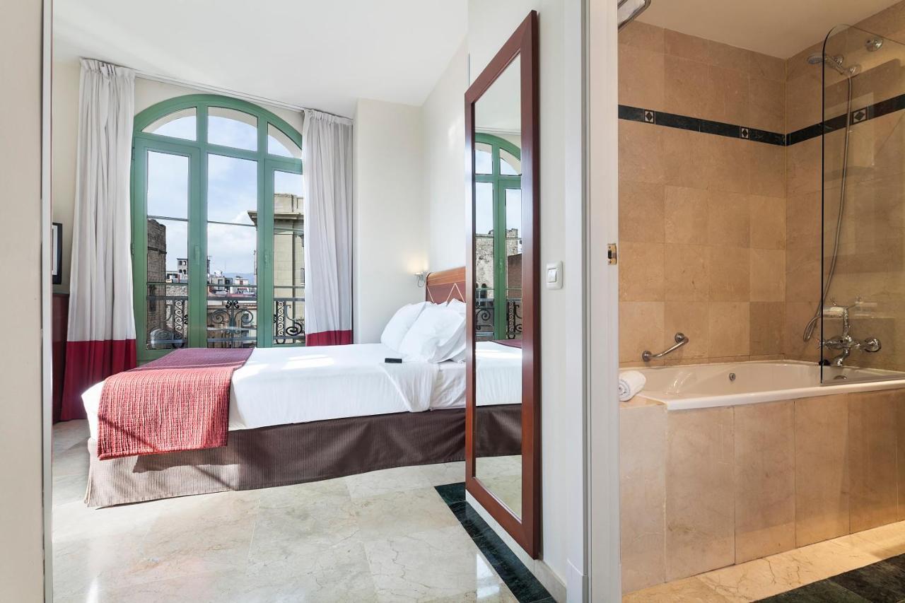 hotel exe laietana palace барселона