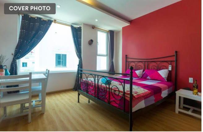 Good Bed With Nice Cozy Design House, Very Center(ニャチャン)u2013 2018年 最新料金