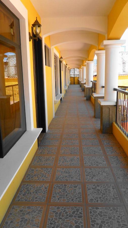 Hotels In Quetzaltenango