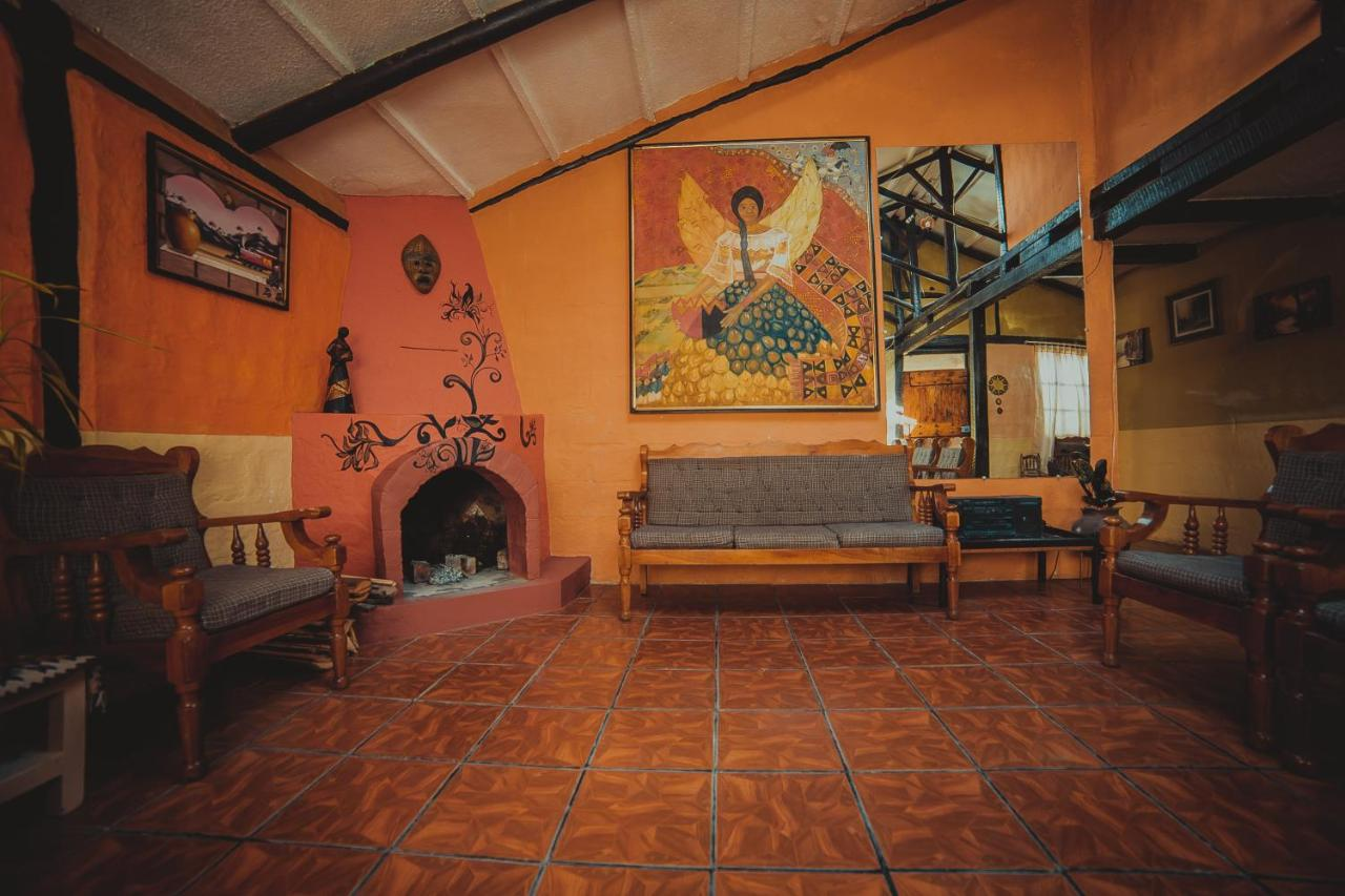 Guest Houses In Hacienda Pastaví Imbabura
