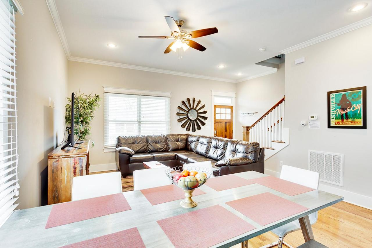 Vacation Home 3BR Home In Trendy East Nashville Near Downtown- TC06 ...