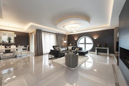 penthouses lejlighed