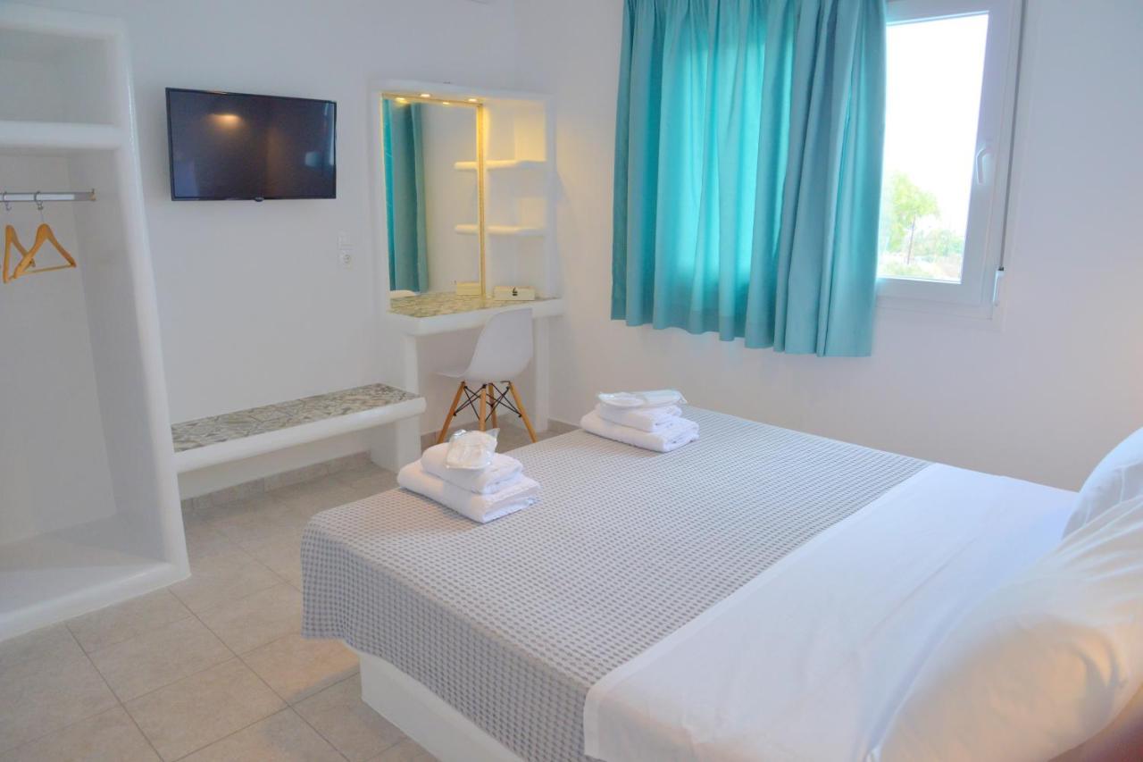 Image result for glaronisia milos hotel