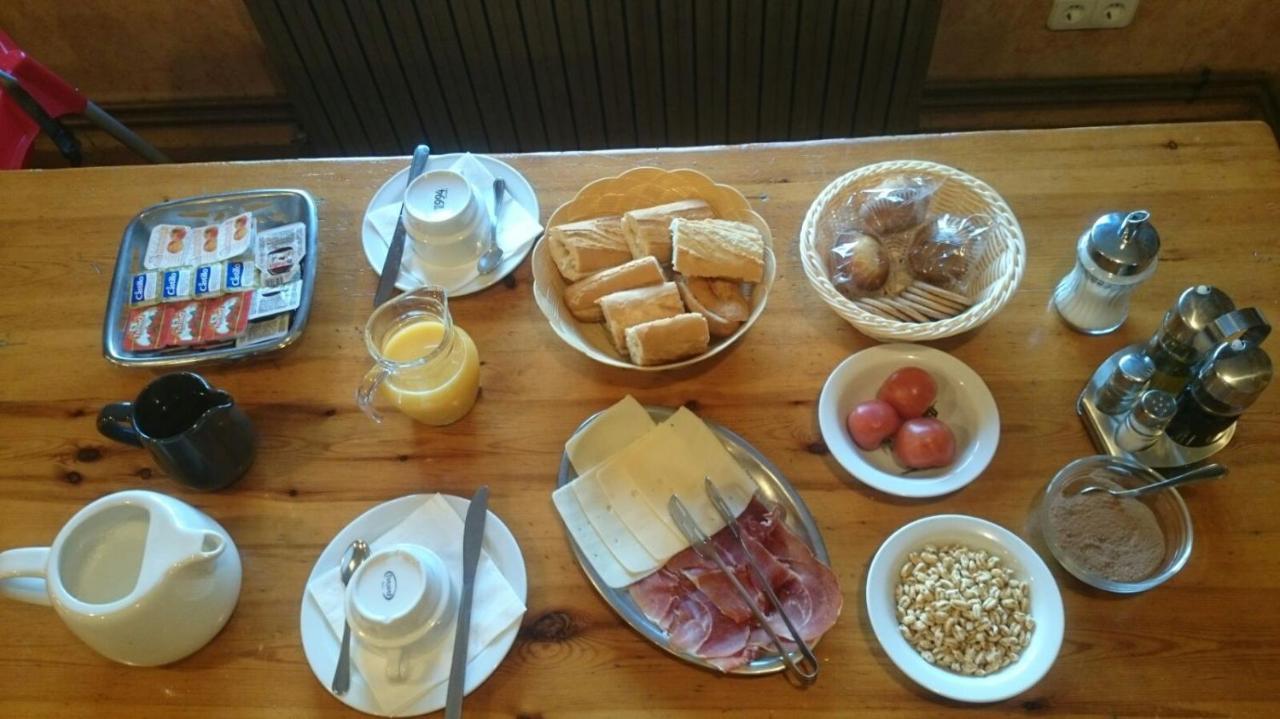 Resultat d'imatges de casa de ridolaina esmorzar