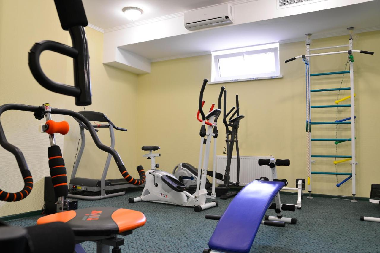 Gyms in Simferopol: review and reviews