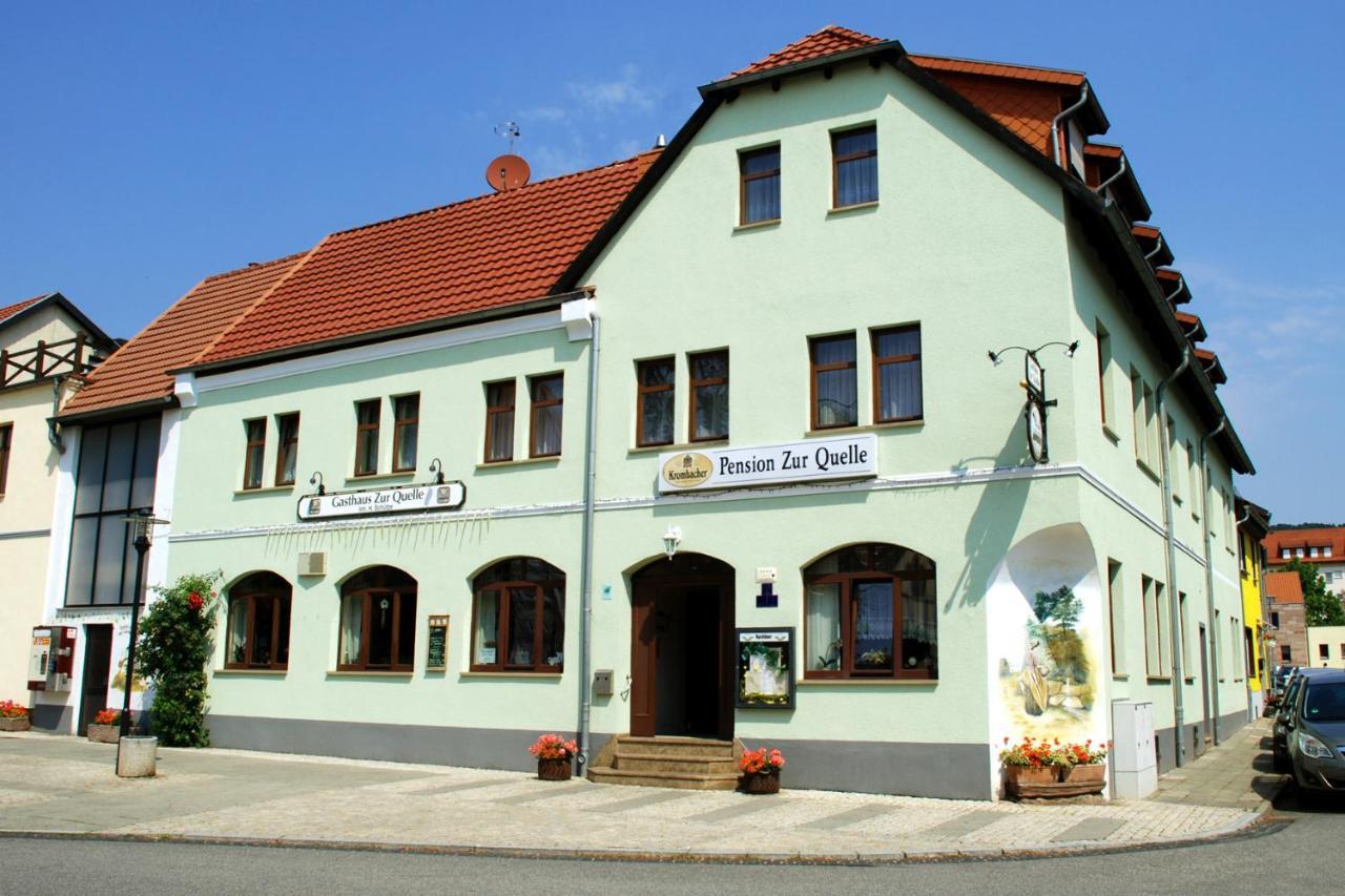 Pension Zur Quelle (Deutschland Bad Frankenhausen) - Booking.com