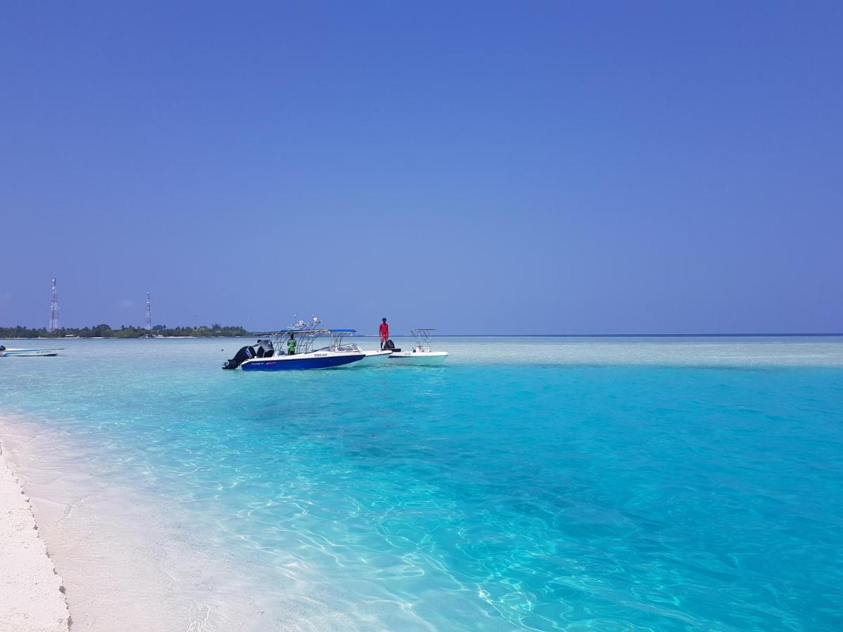 Мальдивы лагуна остров Тодду
