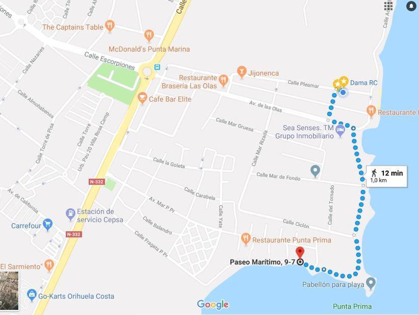 Vacation Home Porto Rc Torrevieja Spain Booking Com